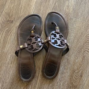 Tory Burch brown sandals 7.5